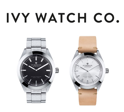 ivy watch