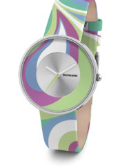 Lambretta watches paisley green