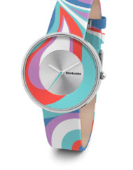 Paisley turqoise Lambretta watches