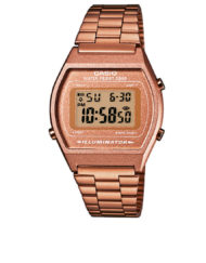 casio retro roséguld