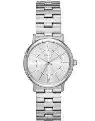 dkny WILLOUGHBY silver