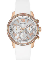 Guess sunrise vitt armband