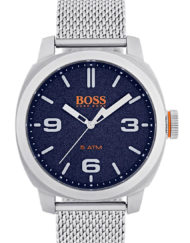 Hugo boss orange mesh band